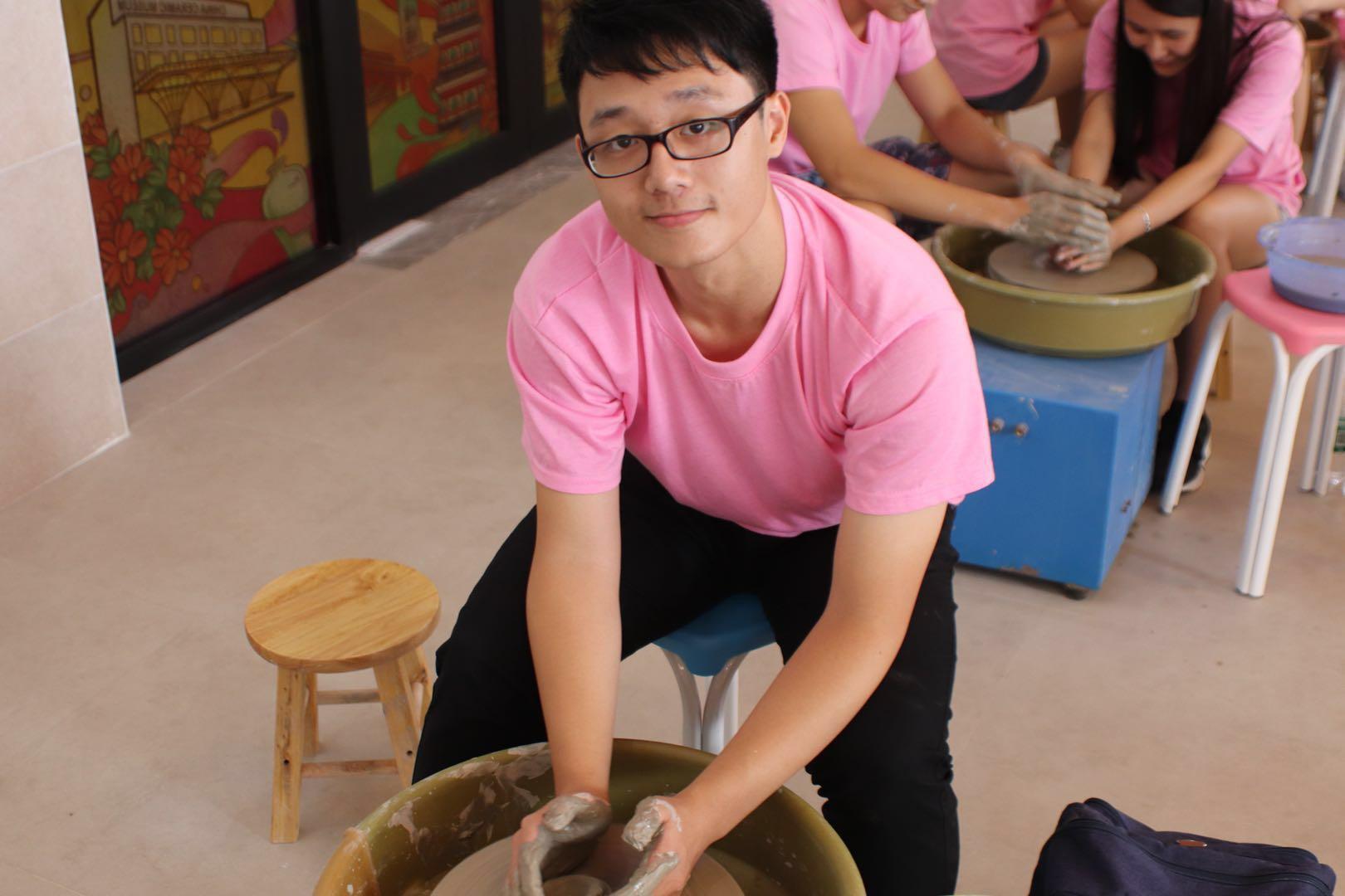 感言 | 陳港鴻 :「既能提升自己能力,又可以為公司作出貢獻」