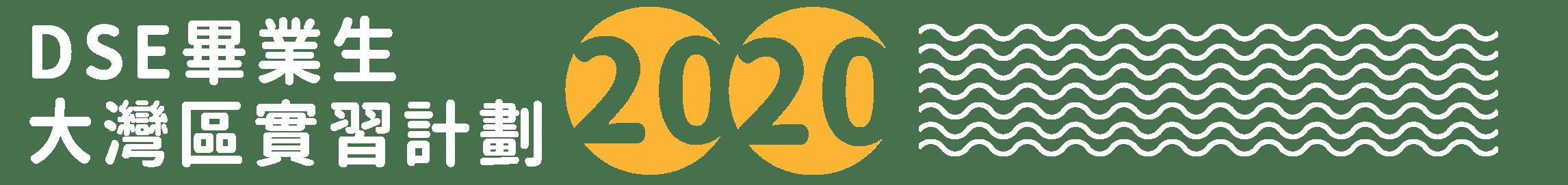DSE 畢業生大灣區實習計劃 2020