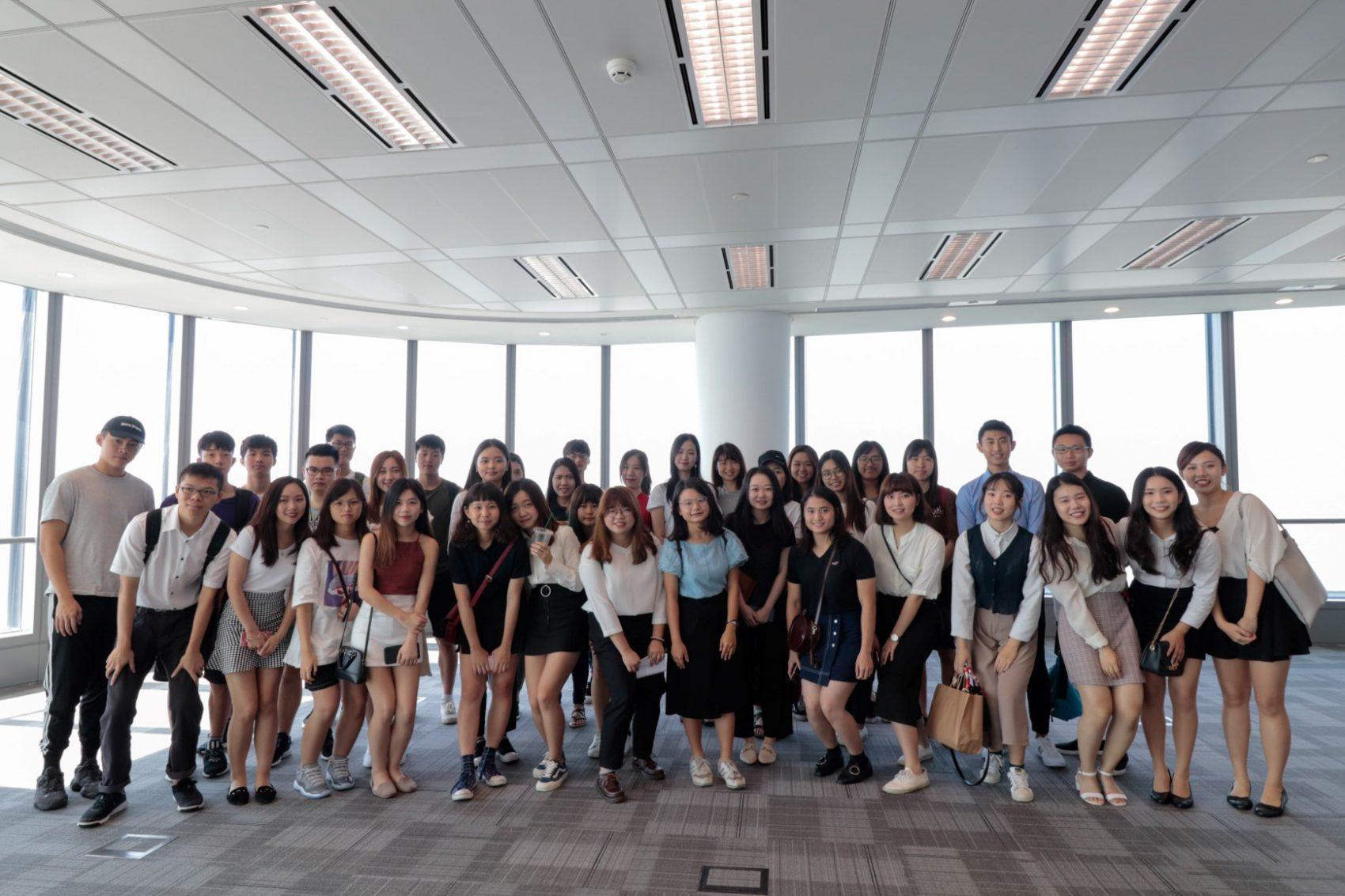 香港大學生內地實習計劃 2019 正式接受報名!